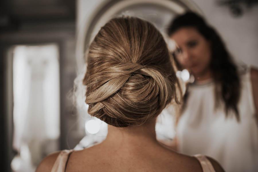 Cortes de pelo para invitadas y damas de honor para bodas